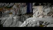 太行山锡崖沟挂壁公路让外国朋友张口结舌