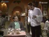 憨豆先生_在餐厅就餐