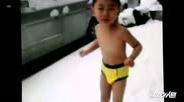 焦点人物:穿越罗布泊的6岁男孩