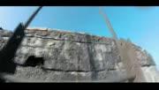 牛人不带任何安全设备攀爬280米烟囱