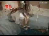 爱慕腿模_白领美女穿上超薄肉色丝袜-高清视频