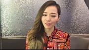 张靓颖在2015QQ音乐年度盛典等你