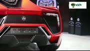 最贵豪车亮相上海车展 价值6600万