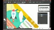 illustrator高级视频 AI案例教程
