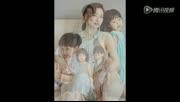 李英爱抱龙凤胎出镜 纯天然美女一双儿女更可爱