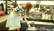 韩国新世界百货的时尚