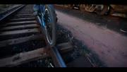 【牛人】 在美景下单车攀爬骑行挑战极限
