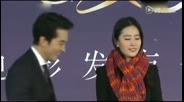 宋承宪刘亦菲恋情公开 甜蜜瞬间回顾