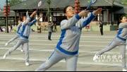 四川省广元市昭化区广场舞小苹果太极柔力球