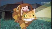 《梅与小猫巴士》