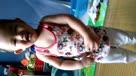 两岁娃又唱又跳《小苹果》笑喷你