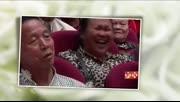 #逗比#农村老太太出国回来后的演讲