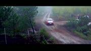 汽车拉力赛雨城燃战火