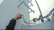 俄罗斯攀爬狂人徒手登顶384米的深圳地王大厦