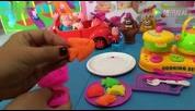 熊出没/小猪佩奇 之佩奇的彩泥玩具 粉红猪小妹亲%E