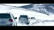 看王者征服冰雪赛道 比亚迪唐越野挑战赛