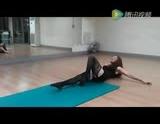 丝袜美女瑜伽舞,太美了!