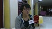 台湾艺术大学电影学系学生曹苓谈导师创作营活动