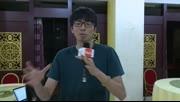 台湾艺术大学电影学系学生陈奕凯谈导师创作营活动