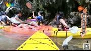 悠游甲米划艇冒险【我和伙伴泰会玩-微笑泰旅行8】