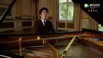 钢琴王子李云迪 优雅诠释《雨滴》