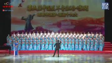 云南玉溪通海县代表队用深情唱活了《九儿》