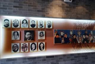 参观泰州梅兰芳纪念馆