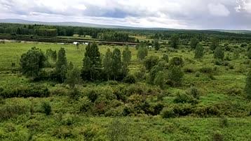 大兴安岭——阿木尔香獐岭湿地风光