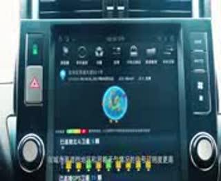 """道可视竖屏导航""""锐""""系列为什么那么热门?北斗双模GPS更精准"""