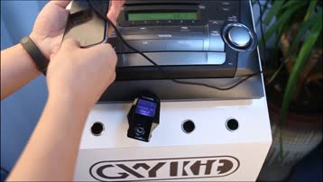 GXYKIT M8S车载蓝牙免提MP3播放器车载充电器FM发射器