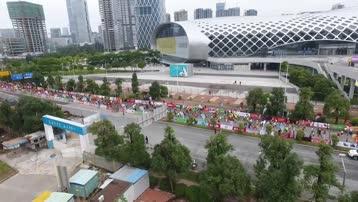 2016深圳南山半程马拉松赛(二版)