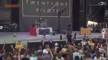 Twenty One Pilots   Fairly Local live at Bonnaroo 2015
