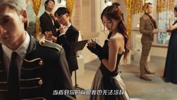 《中国有嘻哈》选手小白拍广告,歌曲竟比比赛时还好听!