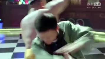 网红马云爸爸出演《功守道》男主角