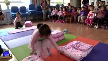 港馨幼儿园开展幼儿自我服务能力比赛