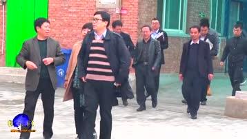 市政府领导到魏善庄镇第二中心小学调研校园武术开展情况