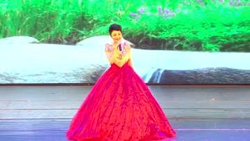女声独唱《美丽中国》陆良民曲 杨成春 陆良民词 演唱:张芝明