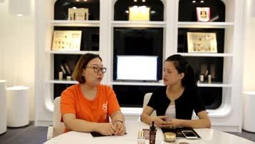 雅蒂化妆品-蚌埠区域佳慕连锁开业纪实