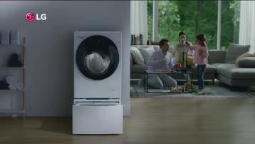 [新加坡广告](2017)LG Twin Wash 洗衣机(16:9)