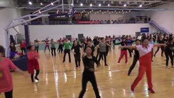 2018年全国全民广场健身操舞运动会教练员、评判员培训班开班
