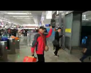 VID 离开上海