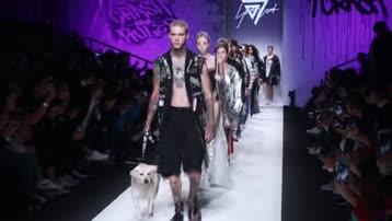 上海时装周 7Crash SHANGHAI SS18时装秀