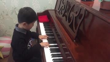 魏以州 学前组 钢琴
