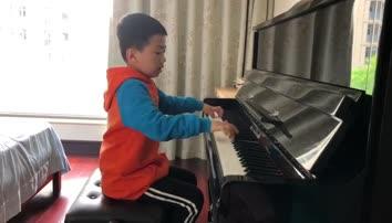 李乐天的钢琴视频