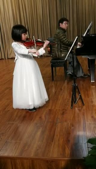 吴一凡小提琴 飞越彩虹