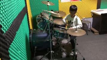 吴晨昊架子鼓