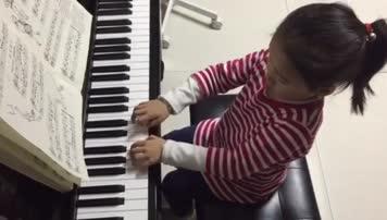 陈汐兰钢琴学前组