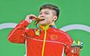 中国奥运代表团冠军之路