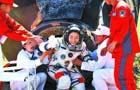 航天员着陆 比想象更惊险