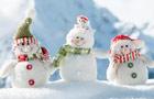 大雪至欢乐多:雪人大PK